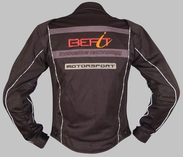 One of the Befit Sports Textile Jacket Model