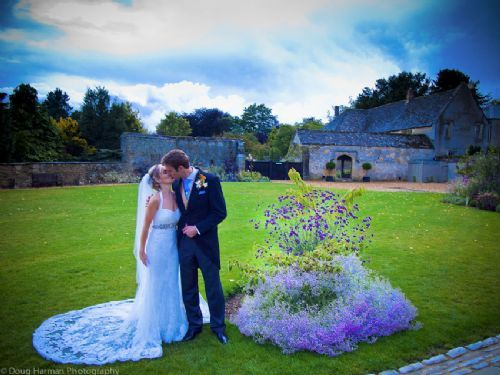 One of our recent wedding images photographed for Peter and Georgette Thomas.