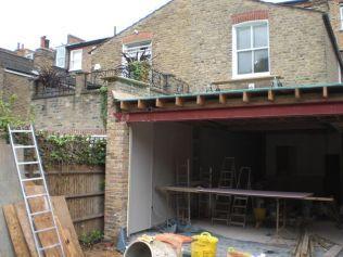 Large extension project (Sefton Park)