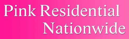 Pink Residential Logo