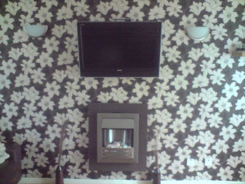 LCD tv job carntyne