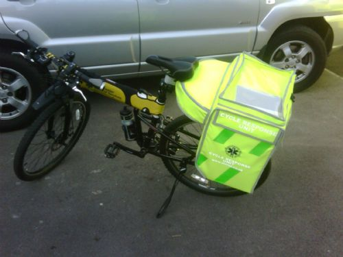 Solo 1 (Cycle Response Unit)