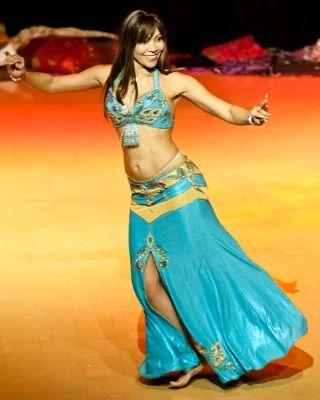 Diana Mehira in 'An Evening of Egyptian Dance'
