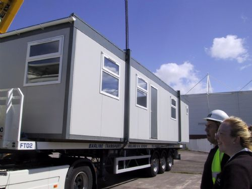 Portable Offices Hire
