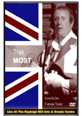 Sample DVD Cover - The Most