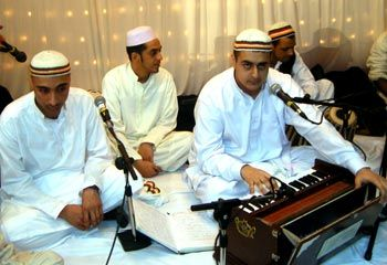 Hamid Ali and Wajad