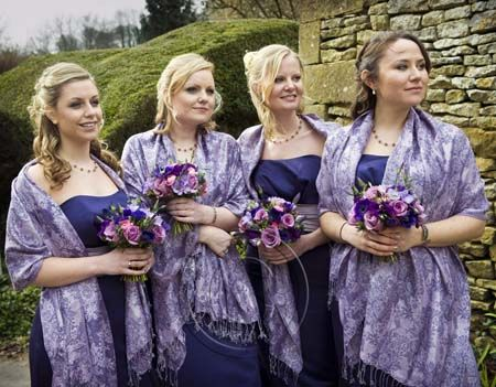 Hayley's Bridemaids
