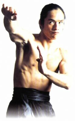 Master Chan the Head of Kamon Martial Art Federation