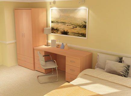 Care Home Bedroom Furniture