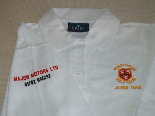 Golf Club Shirt.
