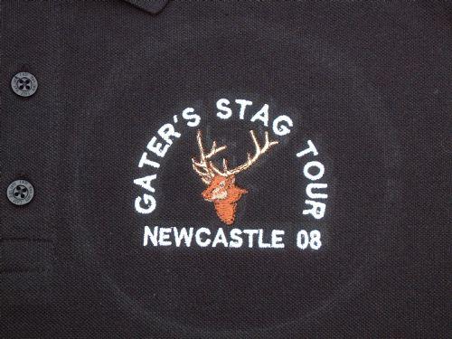 Stag Night T-shirt.