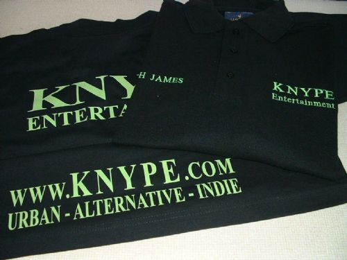 Knype Entertainment Shirt.