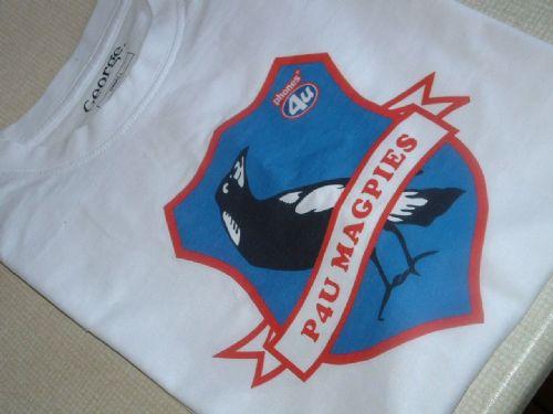 Phones4U T-shirt
