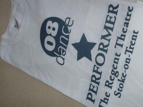 Regent Theatre T-shirt.