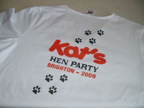 Hen Night T-shirt