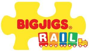 Official stockist for Bigjigs railway wooden trains and track