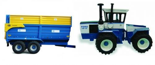 Britains Farming Range of Tractors, Trailers and Farmyard Packs