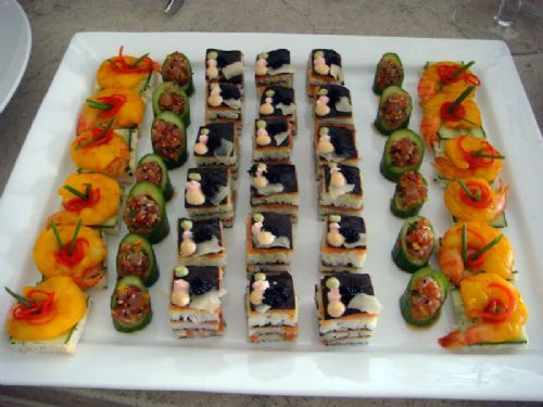 Canapes for any event...