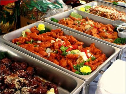 Hot &Cold Fork Buffets for any occasion.