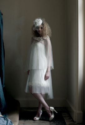Audrey Hat (image from Scottish Wedding Directory