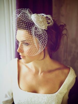 Florence headpiece (image Audrey Russell Photography)