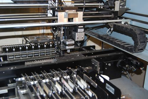 Automatic Pick & Place PCB Assembly
