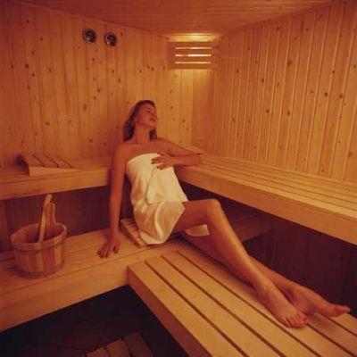 FREE sauna to members