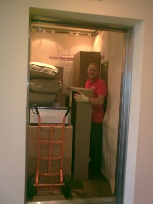 Apartment move in Warrington