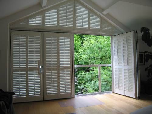 Window shutter design