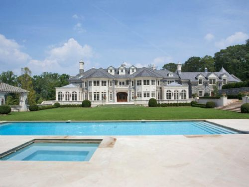 Wealthy Mans House