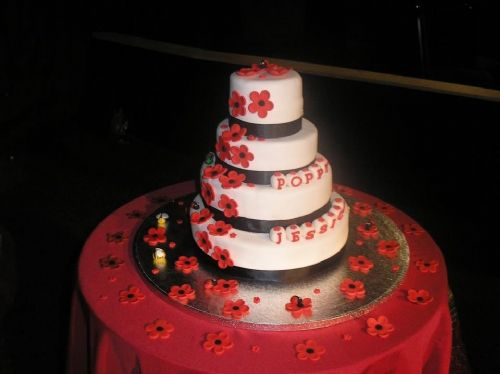 Wedding Cakes, Christenings Cakes - cakes for any occasion