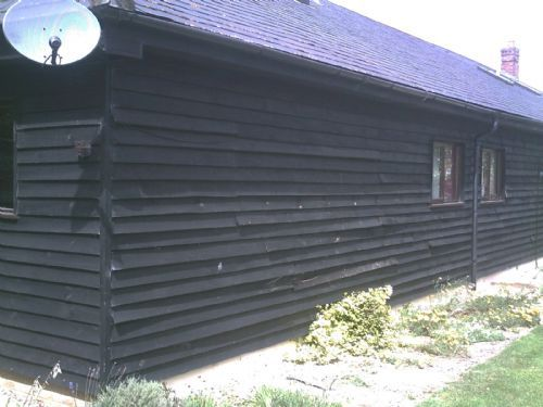 Barn refurb - Before