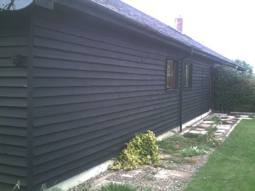 Barn refurb - After