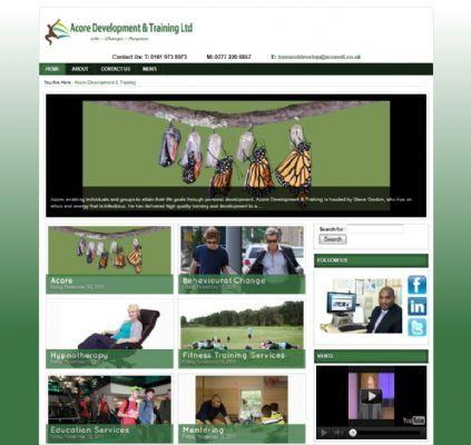 Acore Development & Training