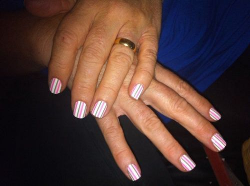 Candy Stripes Beautylicious