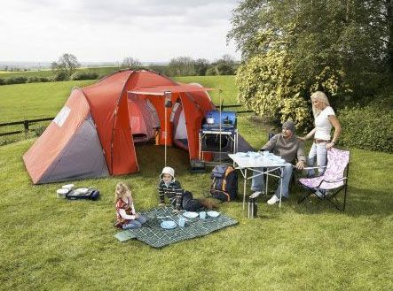 Full Range of Camping Equipment