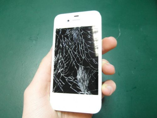 iPhoneAngels.co.uk - Smashed & Cracked iPod Touch Screen Repair & Replacement