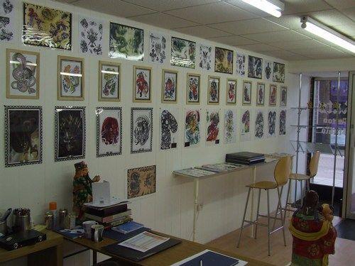 Kat's Tattoo Studio