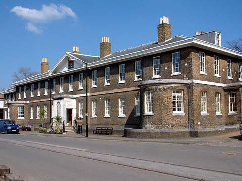 Admirals Offices, The Historic Dockyard
