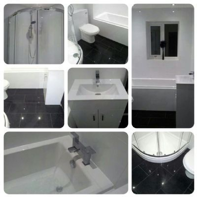 Complete bathroom refurb