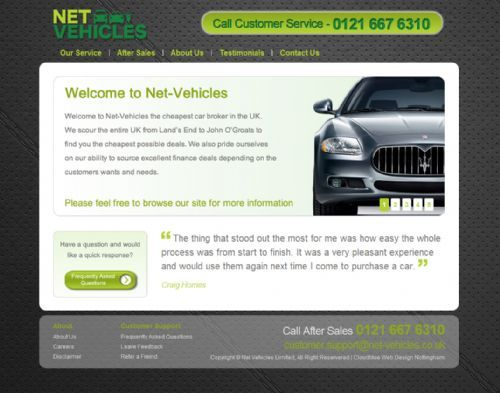 Net Vehicles