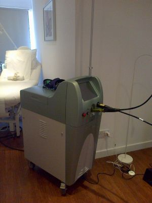 The Alexandrite Trivantage Laser - the gold standard in Tattoo Removal