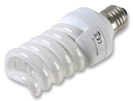 Low Energy Daylight (Craftlight) Bulb - One of many low energy lamps.