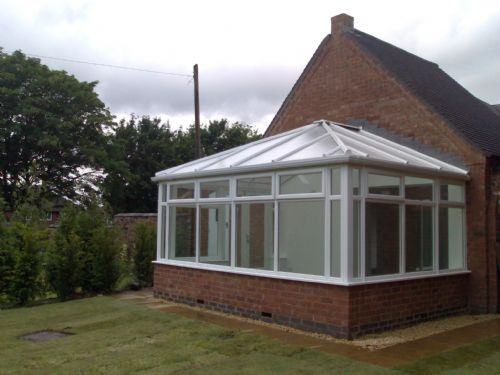 Morris Homes Conservatory