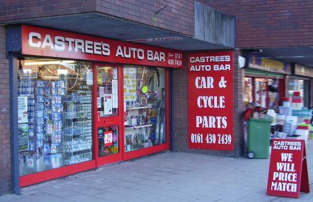 Castree's Auto Bar Romiley