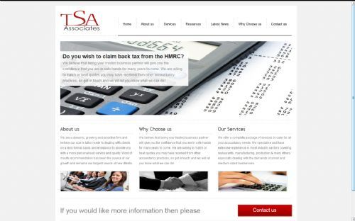 tsaassociates.co.uk