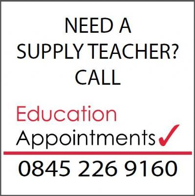 Need a Supply Teacher?