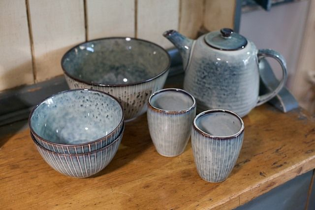 Danish ceramics - lovely additions to your kitchen.