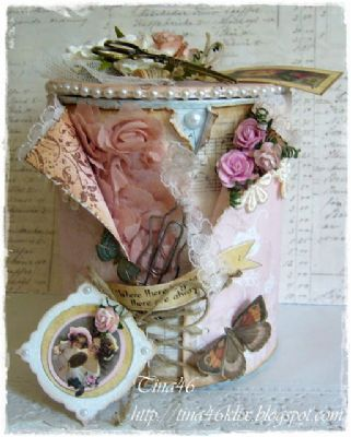 Altered Can by DT Member Tina