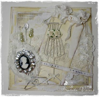Card by DT Member Karita